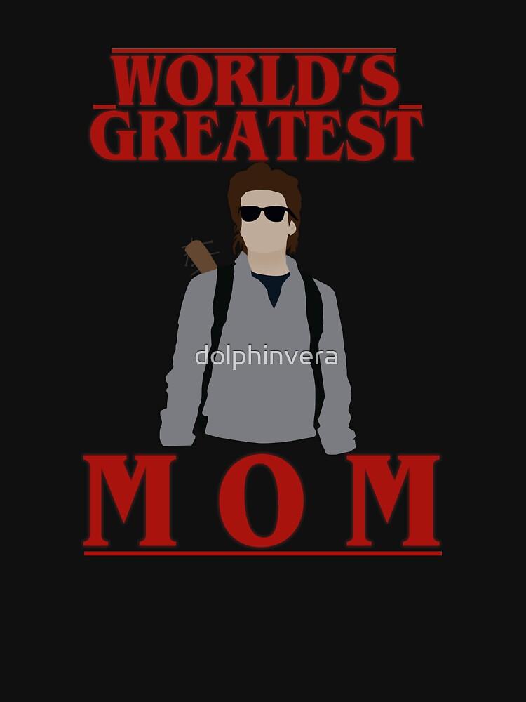 Steve Harrington - World's greatest mom by dolphinvera
