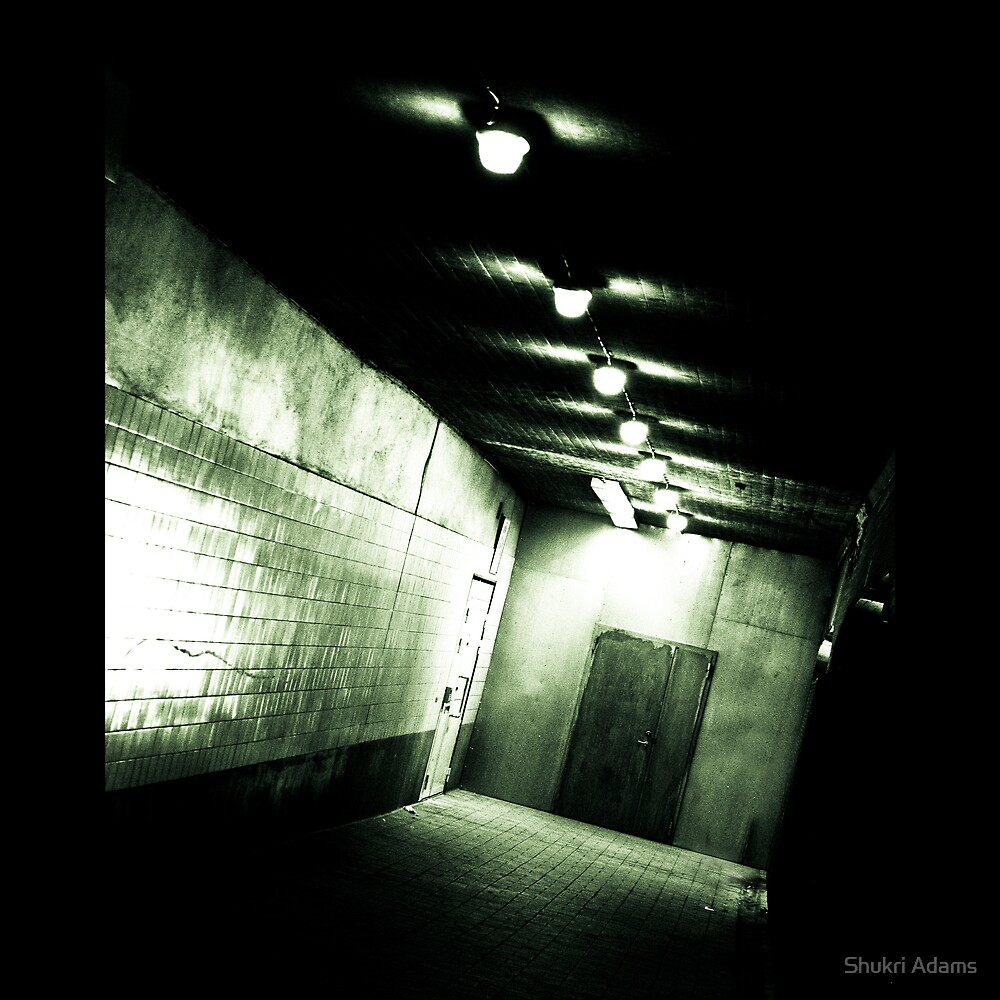 Untitled (corridor) by Shukri Adams