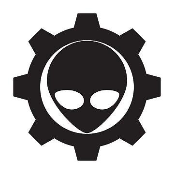 Shroudworks Logo Black by dreamgrounds