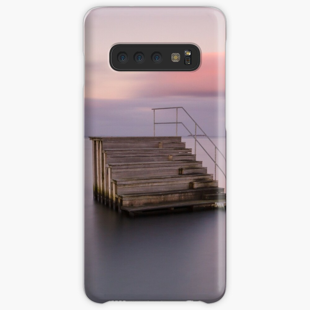 Stepping into the horizon Case & Skin for Samsung Galaxy