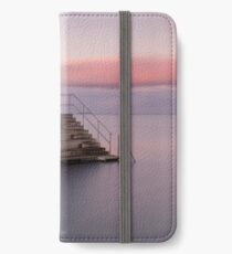 Stepping into the horizon iPhone Wallet/Case/Skin