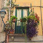 Sicilian Window by Alexandra Lavizzari