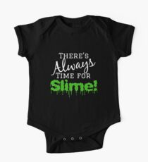 Slime shirt for kids, slime shirt, kids slime shirt, kids shirt, funny kids shirt One Piece - Short Sleeve