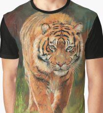 Amur Tiger Graphic T-Shirt
