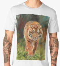 Amur Tiger Men's Premium T-Shirt