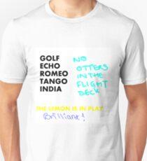 CABIN PRESSURE - GREATEST HITS Unisex T-Shirt