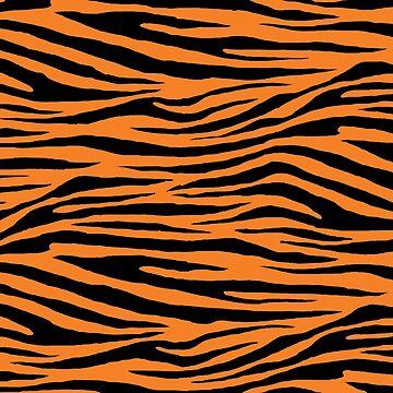 0550 Princeton Orange Tiger by DayColors