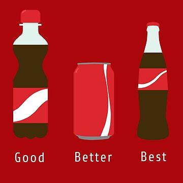 Good Better Best by PluginTees