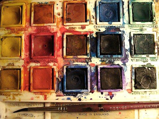 Inside the Mind of an Artist by Maureen Kay