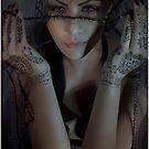 In a darkened room VI by Otilee