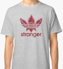 Stranger Things - Adidas logo Classic T-Shirt