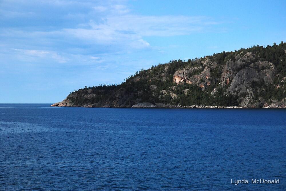 Lake Superior by Lynda   McDonald