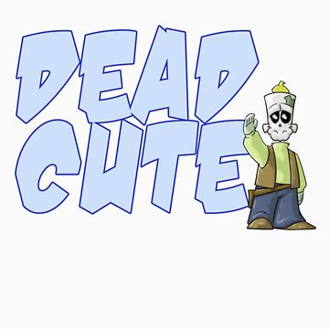 Dead Cute 2 - Sawyer by Sockpuppet