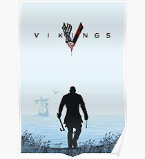 Vikings - Poster Poster
