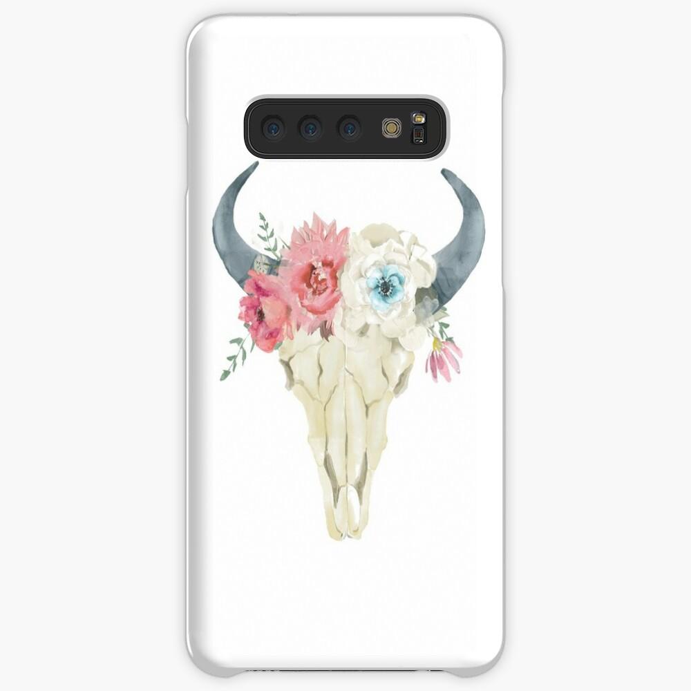 Stay Wild boho chic design  Case & Skin for Samsung Galaxy