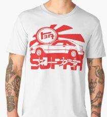 Rising Sun Mk2 Supra Men's Premium T-Shirt