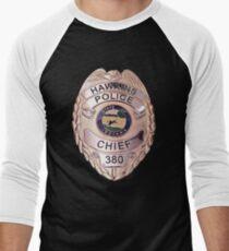 Chief Hopper's Badge Men's Baseball ¾ T-Shirt