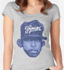 DJ Premier Women's Fitted Scoop T-Shirt