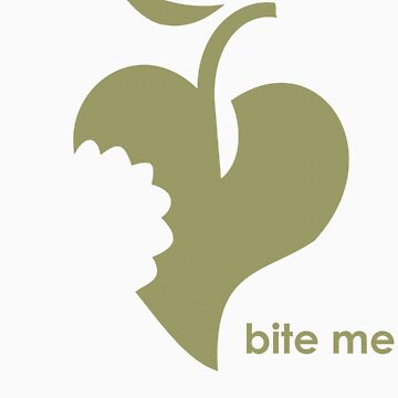 Heart Bite Me by RubberDragon