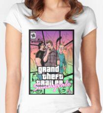 GTA SUNNYVALE Women's Fitted Scoop T-Shirt
