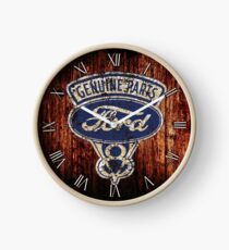 Reloj Aceite manchado signo de Ford