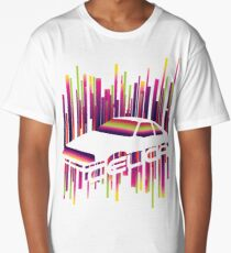 Synthwave Celica Long T-Shirt