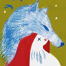 Wolf skin  by Emma Parker