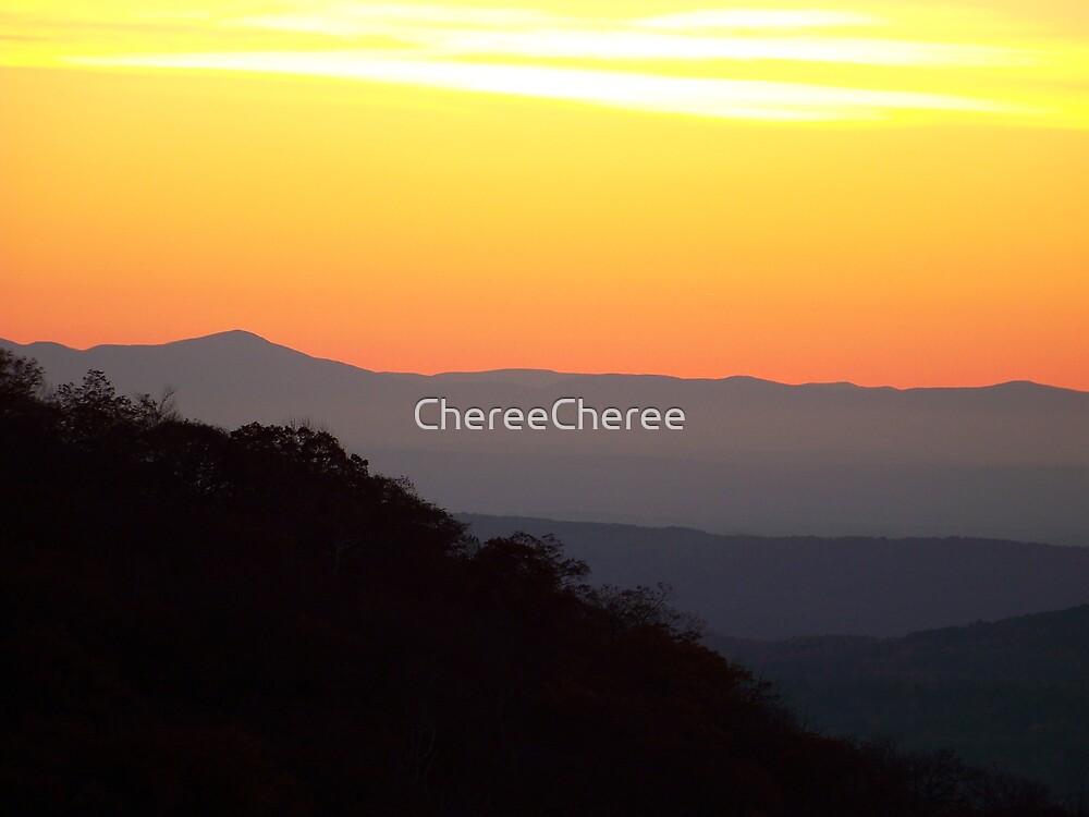Heavenly view 2 by ChereeCheree