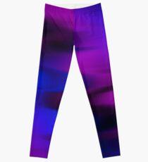 Keep It Wavy (purple, blue, black) Leggings
