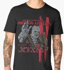 We're Revolting! Men's Premium T-Shirt