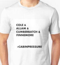 Cole & Allam & Cumberbatch & Finnemore T-Shirt