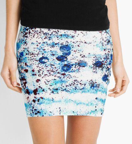 Mediterranean Sealife Mini Skirt