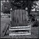 Birdhouse Chair by Barbara Wyeth