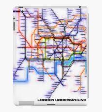 London Underground Tube iPad Case/Skin