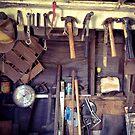 Mr. Sparrow's Tools by Barbara Wyeth