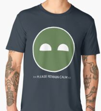 Halo ODST Superintendent - Calm Men's Premium T-Shirt