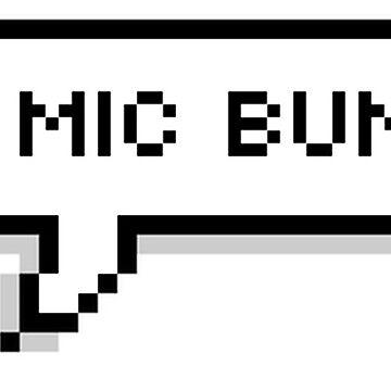 MIC MIC BUNGEE - BTS de klee12