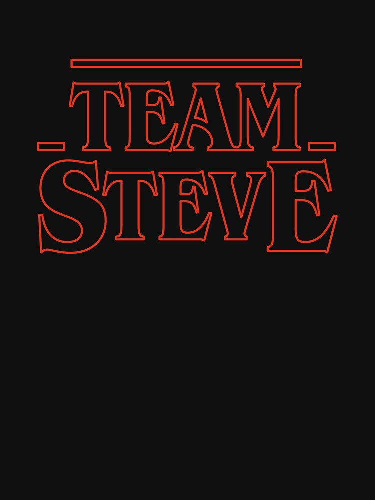 Team Steve, Stranger Things - go Steve! by cooler-than-you
