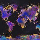 world map 128 #worldmap #map by JBJart