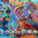 Bottle Tree by Jacqueline Eden
