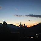 Big Sky Sunrise by Gwright313