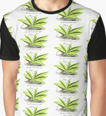Say Aloe to my little friend Graphic T-Shirt