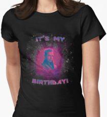 Grandmaster - It's My Birthday! Women's Fitted T-Shirt