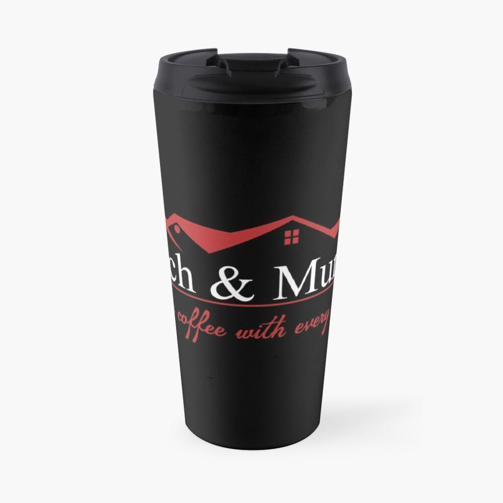 Glengarry Glen Ross - Mitch & Murray Travel Mug