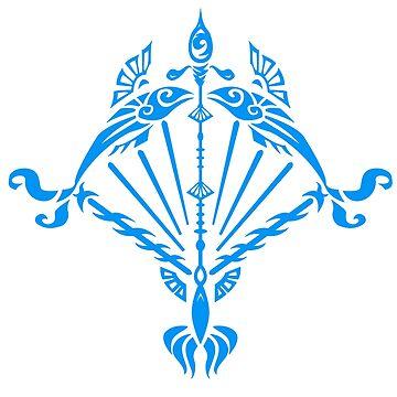 ToZ - Water [Blue] by xAmalie