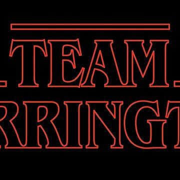 Stranger Things, Team Harrington - go Steve! by cooler-than-you