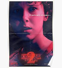 011 Stranger Things Poster