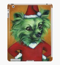 Louise as: The Grinch iPad Case/Skin