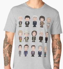 The Fifteen Doctors Men's Premium T-Shirt