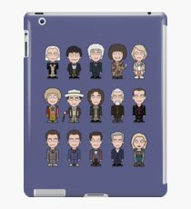 The Fifteen Doctors iPad Case/Skin
